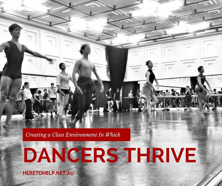 Dancers Thrive