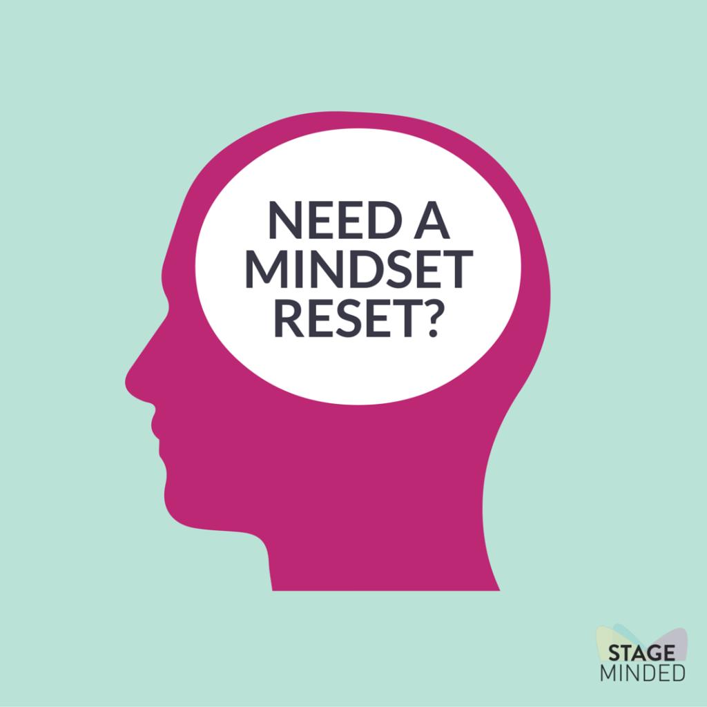 Need a Mindset Reset