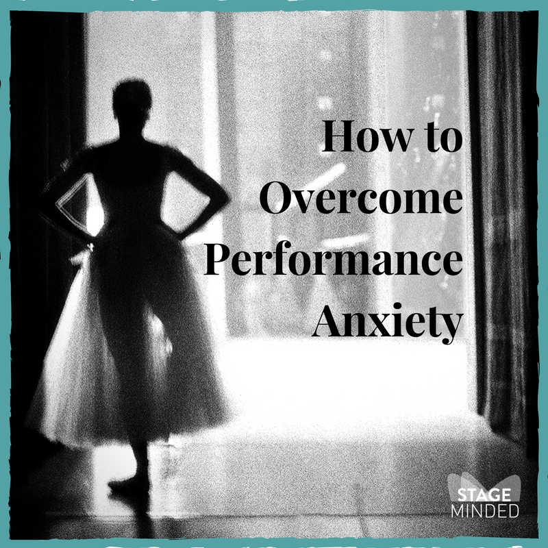 How to overcome performance anxiety