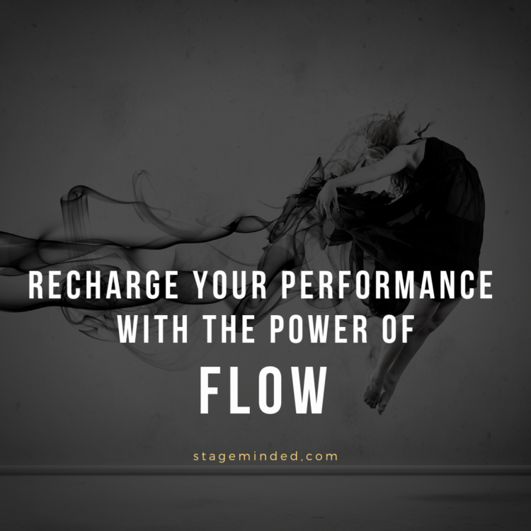Recharge your Performance with the Power of Flow